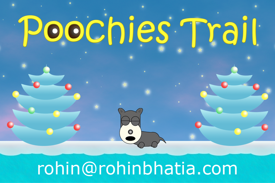 POOCHIES TRAIL (PROFESSIONAL EXPERIENCE)